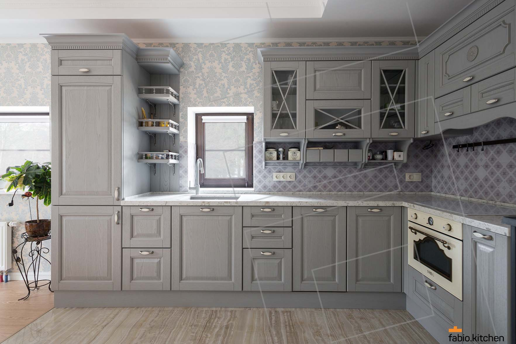 Fabio.Kitchen - Проект Кухни №173 Фото