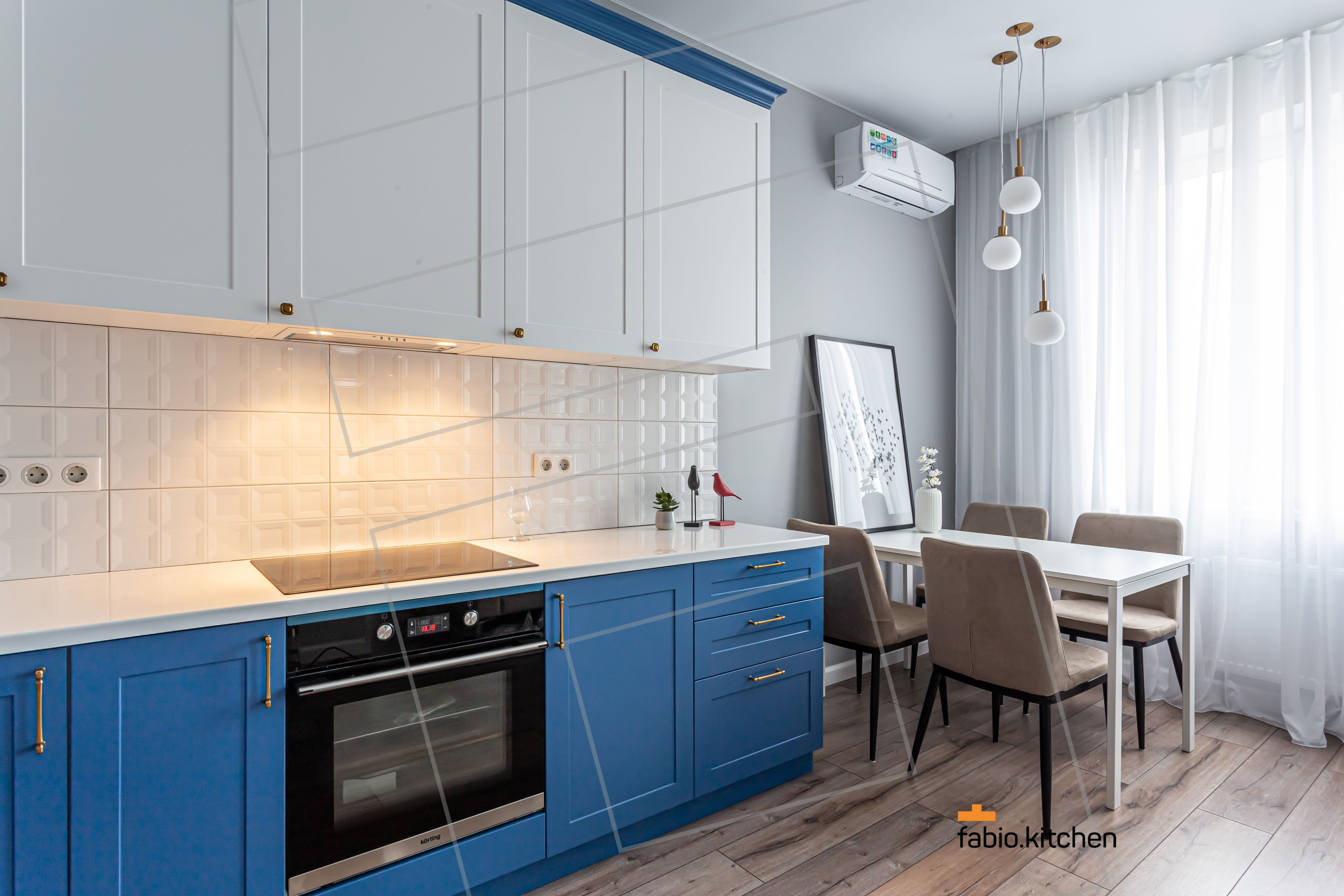 Fabio.Kitchen - Проект Кухни №323 new Фото 8