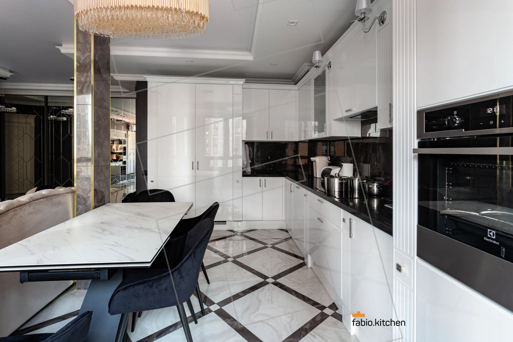 Fabio.Kitchen - Проект Кухни №4355 Фото 1