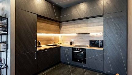 Fabio.Kitchen - Проект Кухни №1105 Фото