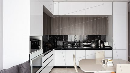 Fabio.Kitchen - Проект Кухни №5032 Фото